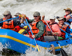 Observing safety while on Oregon's rivers is critical.